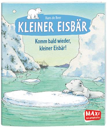 Komm bald wieder, kleiner Eisbär!, 9783770777013