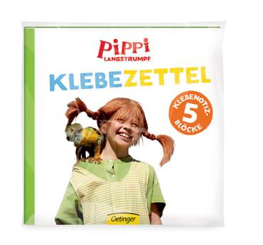 Pippi (Film) Klebezettel, 4260160895960