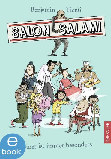 Salon Salami, 9783862720453