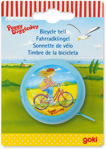 Peggy Diggledey Fahrradklingel, 4260160881147