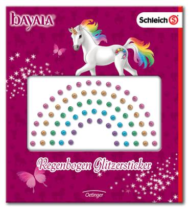 bayala® Regenbogen Glitzersticker, 4260160899913