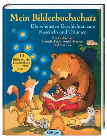 Mein Bilderbuchschatz. Die schönsten Geschichten zum Kuscheln und Träumen, 9783789104763