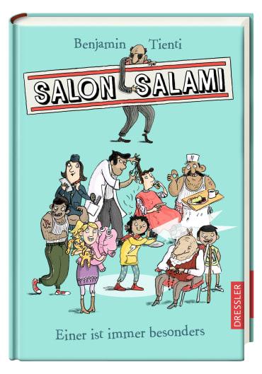 Salon Salami, 9783791500478