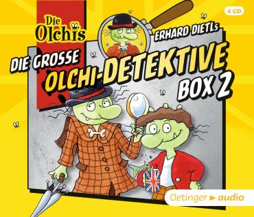 Die große Olchi-Detektive-Box 2, 9783837310269