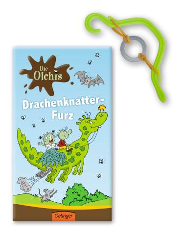 Die Olchis Drachenknatter-Furz, 4260160899418