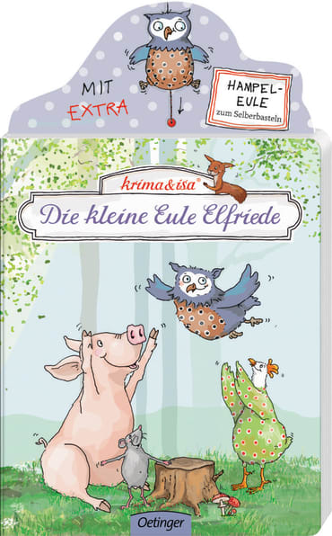 Die kleine Eule Elfriede, 9783789104060