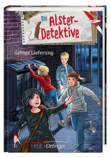 Die Alster-Detektive, 9783789108761