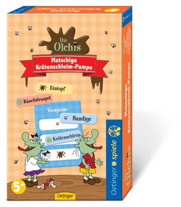 Die Olchis Matschige Krötenschleim-Pampe, 4260512180317