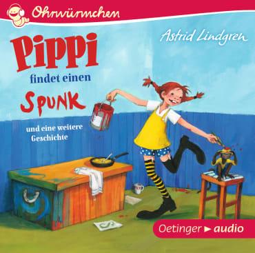Pippi findet einen Spunk, 9783837310627