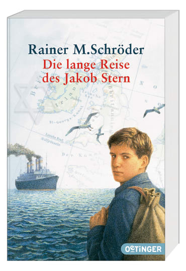 Die lange Reise des Jakob Stern, 9783841505620