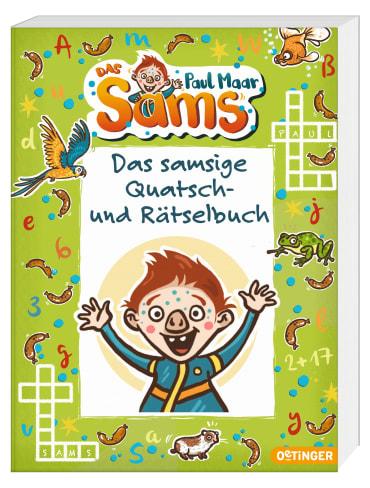 Das samsige Quatsch- und Rätselbuch, 9783841505736