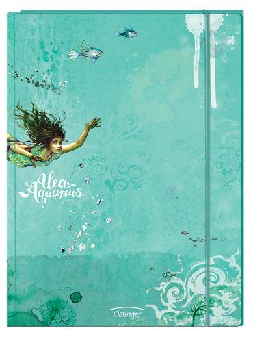 Alea Aquarius Sammelmappe DIN A4, 4260160899548