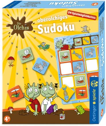 Die Olchis Sudoku, 4260160896820