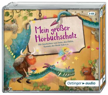 Mein großer Hörbuchschatz, 9783837310498