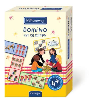 Möwenweg Bilder-Domino, 4260512180485