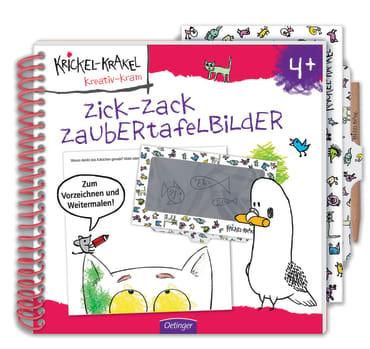 Krickel-Krakel Zaubertafelbilder, 4260160899159