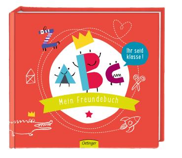 Schulanfang Mein Freundebuch, 4260512180614