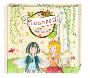 Die Feenschule. Mein Freundebuch, 4260512180669