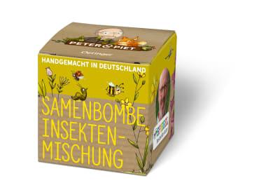 Peter & Piet Samenbombe Insektenmischung, 4260512180874