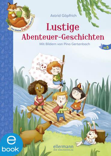 Der kleine Fuchs liest vor, 9783862730469