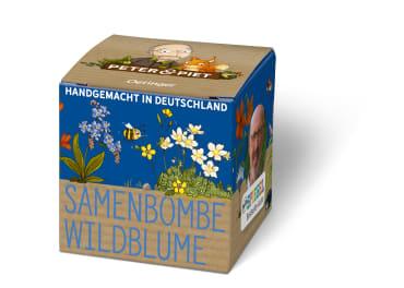 Peter & Piet. Samenbombe Wildblume, 4260512180751