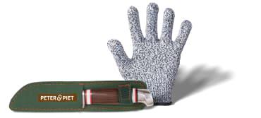 Peter & Piet. Schnitzmesser-Set für Kinder, 4260512180782
