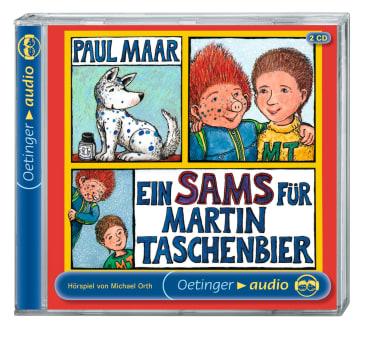 Ein Sams für Martin Taschenbier, 9783837300338