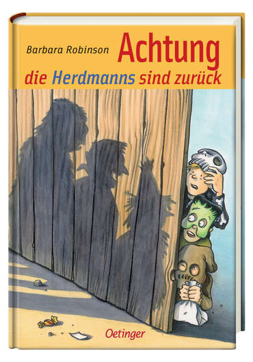Achtung, die Herdmanns sind zurück, 9783789146145