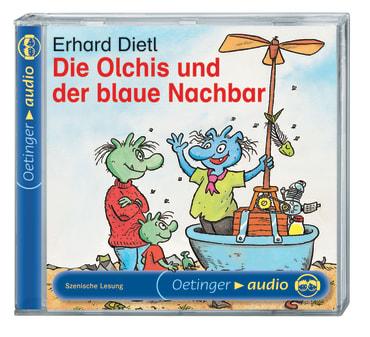 Die Olchis und der blaue Nachbar, 9783837303162