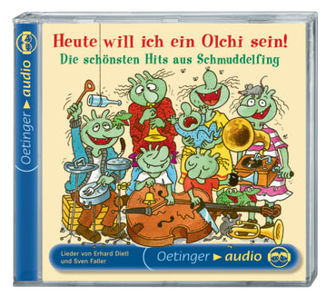 Heute will ich ein Olchi sein!, 9783837303216