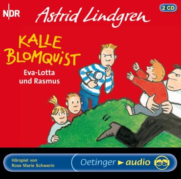 Kalle Blomquist, Eva-Lotta und Rasmus 2CD, 9783837303391