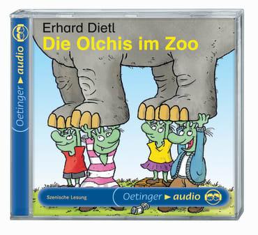 Die Olchis im Zoo, 9783837303674