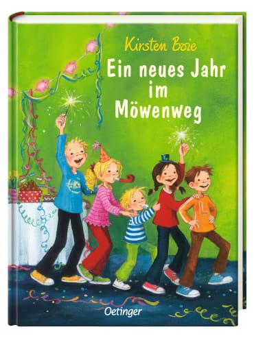Ein neues Jahr im Möwenweg, 9783789131721