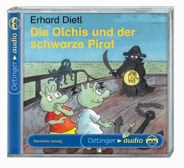 Die Olchis und der schwarze Pirat, 9783837303759
