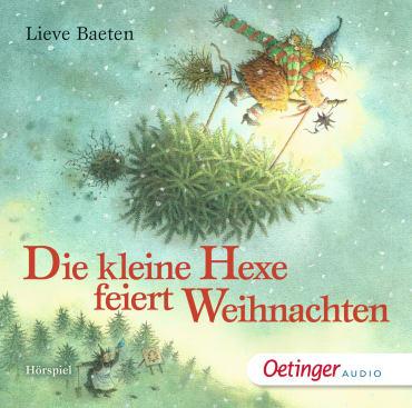 Die kleine Hexe feiert Weihnachten, 9783837303995