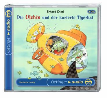 Die Olchis und der karierte Tigerhai, 9783837304398