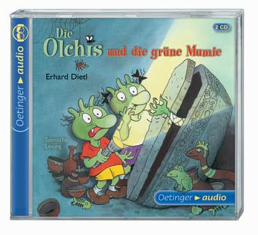 Die Olchis und die grüne Mumie, 9783837305036