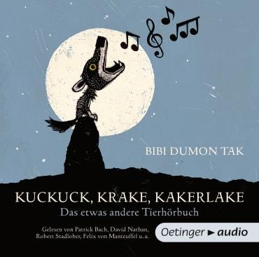 Kuckuck, Krake, Kakerlake, 9783837305197