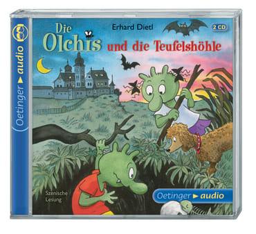 Die Olchis und die Teufelshöhle, 9783837305456