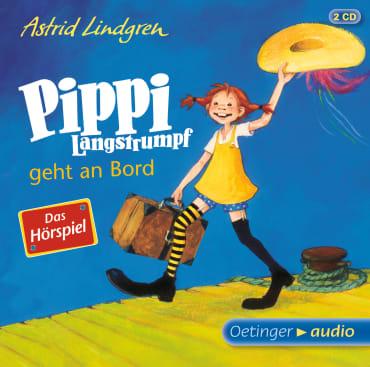 Pippi Langstrumpf geht an Bord, 9783837306521