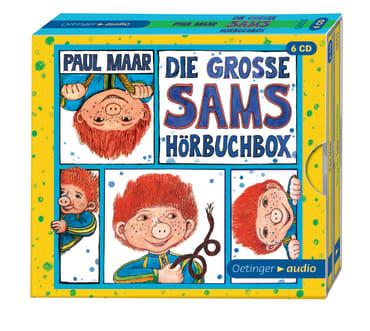 Die große Sams-Hörbuchbox, 9783837306538