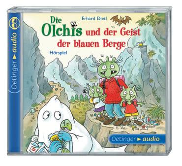 Die Olchis und der Geist der blauen Berge, 9783837306200