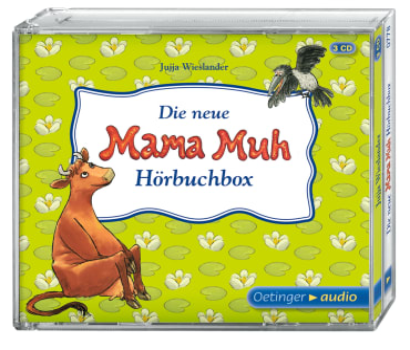 Die neue Mama-Muh-Hörbuchbox, 9783837307788