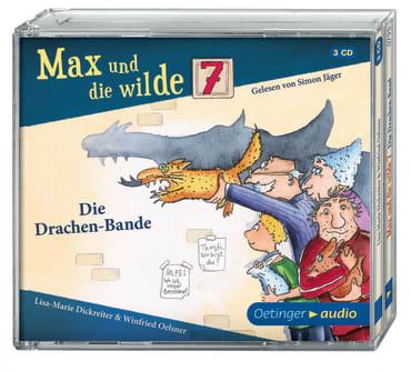 Max und die Wilde Sieben, 9783837307955