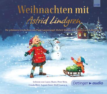 Weihnachten mit Astrid Lindgren, 9783837308082