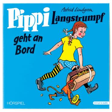 Pippi Langstrumpf geht an Bord, 9783837308440