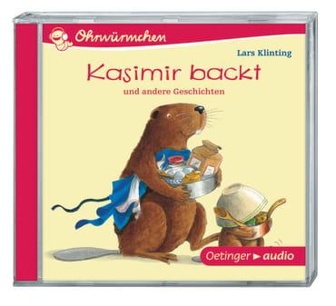Kasimir backt, 9783837308563