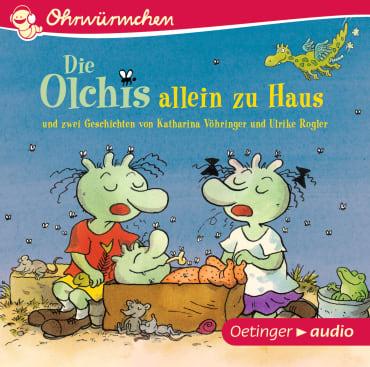 Die Olchis allein zu Haus, 9783837308587