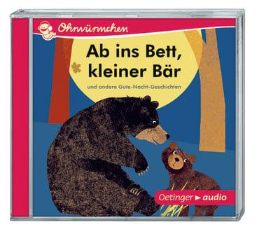 Ab ins Bett, kleiner Bär, 9783837308815