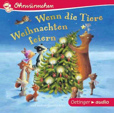Wenn die Tiere Weihnachten feiern, 9783837309034